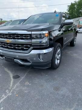 2018 Chevrolet Silverado 1500 for sale at BRYANT AUTO SALES in Bryant AR