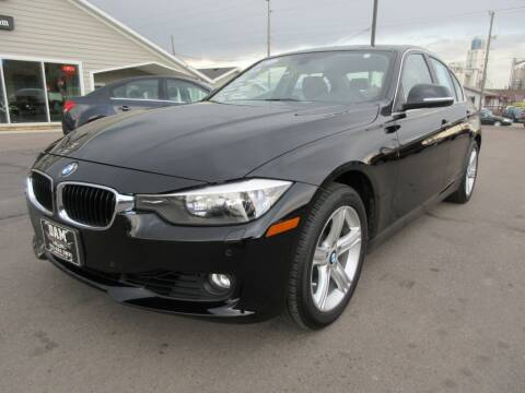 2015 BMW 3 Series for sale at Dam Auto Sales in Sioux City IA