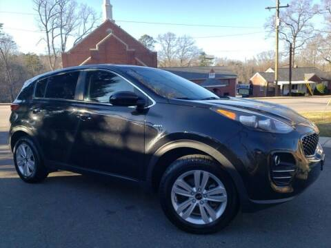2018 Kia Sportage for sale at McAdenville Motors in Gastonia NC