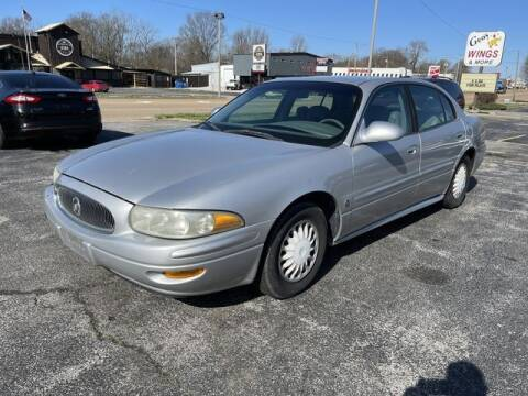 2002 Buick LeSabre for sale at JC Auto Sales in Belleville IL