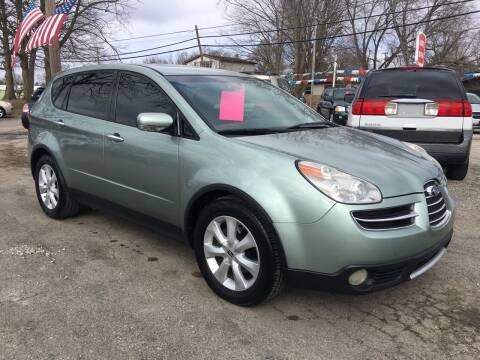 2006 Subaru B9 Tribeca for sale at Antique Motors in Plymouth IN
