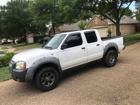 2003 Nissan Frontier for sale at Reliable Auto Sales in Plano TX
