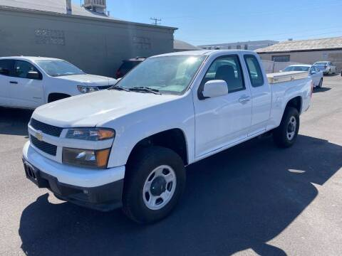 2010 Chevrolet Colorado for sale at Major Car Inc in Murray UT