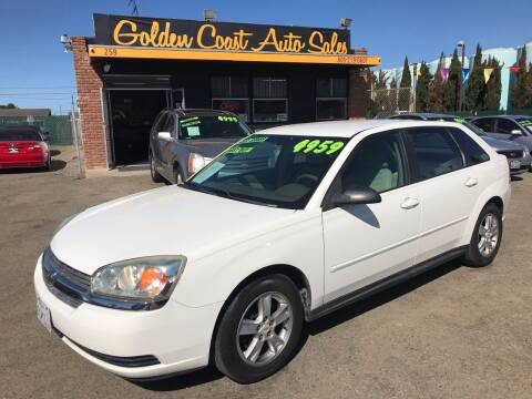2005 Chevrolet Malibu Maxx for sale at Golden Coast Auto Sales in Guadalupe CA
