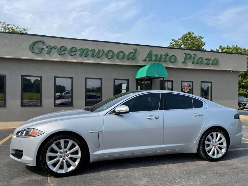 2014 Jaguar XF for sale at Greenwood Auto Plaza in Greenwood MO