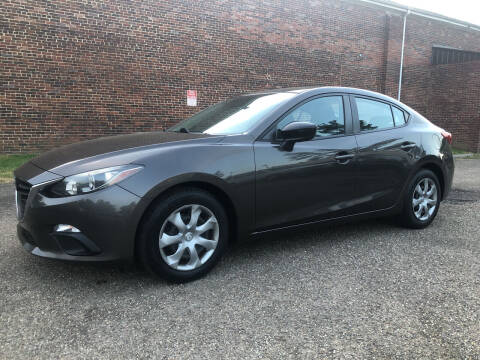 2014 Mazda MAZDA3 for sale at Jim's Hometown Auto Sales LLC in Byesville OH