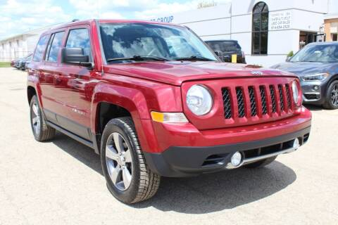 2016 Jeep Patriot for sale at SHAFER AUTO GROUP in Columbus OH