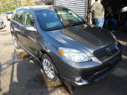 2007 Toyota Matrix for sale at N H AUTO WHOLESALERS in Roslindale MA