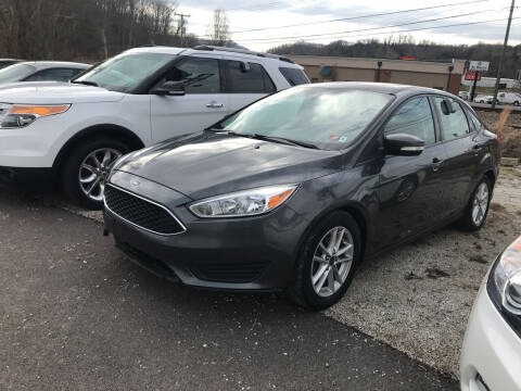 2015 Ford Focus for sale at PIONEER USED AUTOS & RV SALES in Lavalette WV