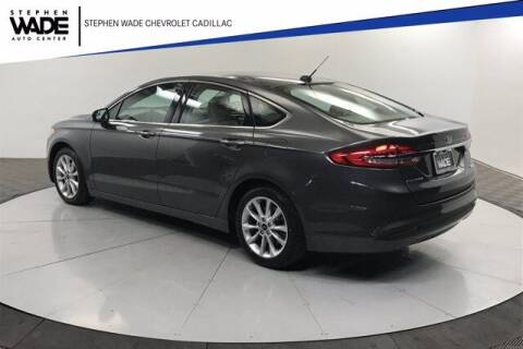 2017 Ford Fusion for sale at Stephen Wade Pre-Owned Supercenter in Saint George UT