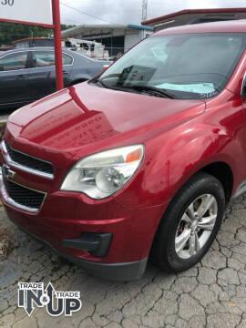 2015 Chevrolet Equinox for sale at LAKE CITY AUTO SALES - Jonesboro in Morrow GA