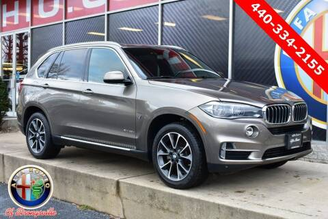 2017 BMW X5 for sale at Alfa Romeo & Fiat of Strongsville in Strongsville OH