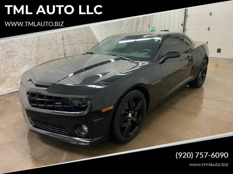 2011 Chevrolet Camaro for sale at TML AUTO LLC in Appleton WI