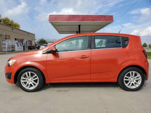 2013 Chevrolet Sonic for sale at Dakota Auto Inc. in Dakota City NE