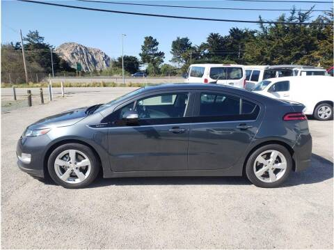2013 Chevrolet Volt for sale at Dealers Choice Inc in Farmersville CA