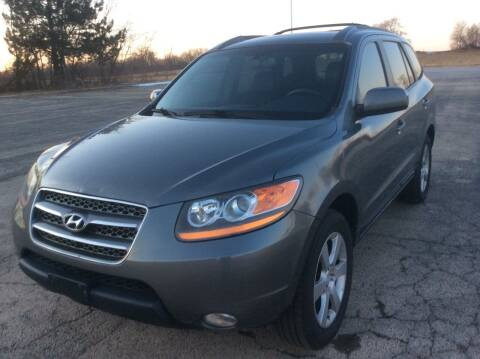 2009 Hyundai Santa Fe for sale at Luxury Cars Xchange in Lockport IL