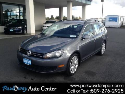 2012 Volkswagen Jetta for sale at PARKWAY AUTO CENTER AND RV in Deer Park WA