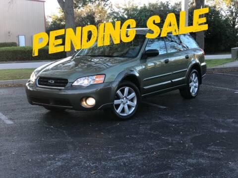 2007 Subaru Outback for sale at Mycarsonline LLC in Sanford FL