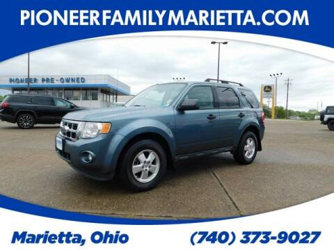 2011 Ford Escape for sale at Pioneer Family preowned autos in Williamstown WV