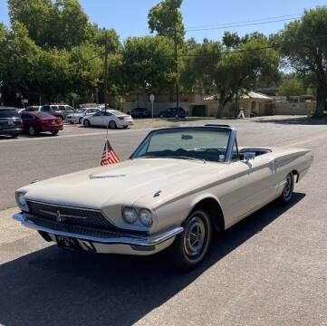 1966 Ford Thunderbird for sale at California Automobile Museum in Sacramento CA