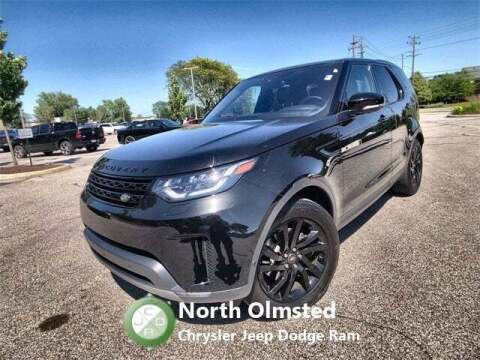 2017 Land Rover Discovery for sale at North Olmsted Chrysler Jeep Dodge Ram in North Olmsted OH