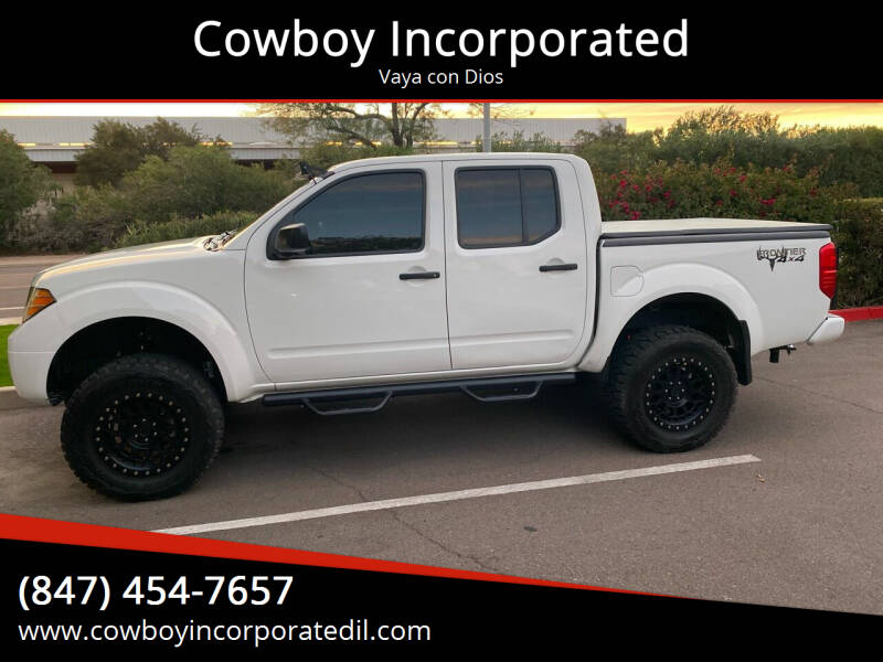 2018 Nissan Frontier for sale at Cowboy Incorporated in Waukegan IL