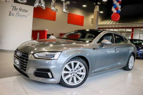 2018 Audi A5 Sportback for sale at Quality Auto Center of Springfield in Springfield NJ
