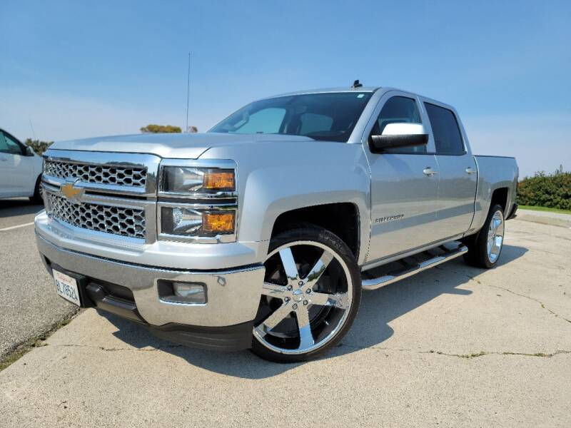 2014 Chevrolet Silverado 1500 for sale at L.A. Vice Motors in San Pedro CA