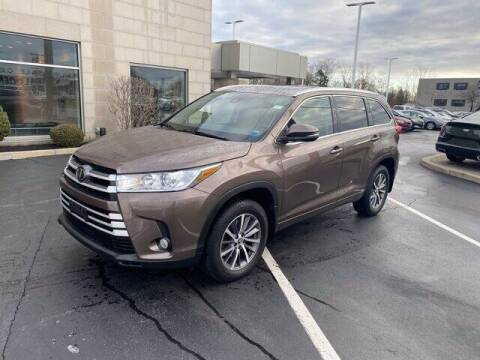 2017 Toyota Highlander for sale at Cappellino Cadillac in Williamsville NY