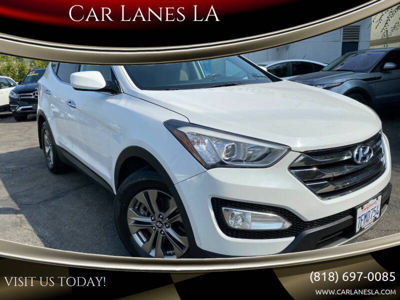 2014 Hyundai Santa Fe Sport for sale at Car Lanes LA in Valley Village CA