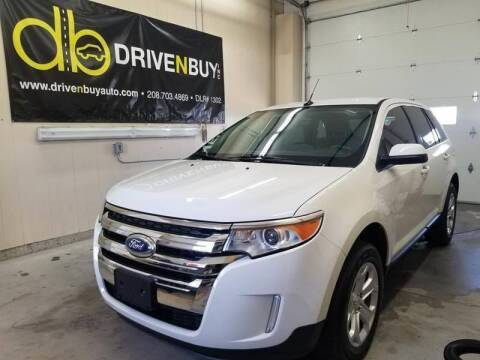 2013 Ford Edge for sale at Drive N Buy, Inc. in Nampa ID
