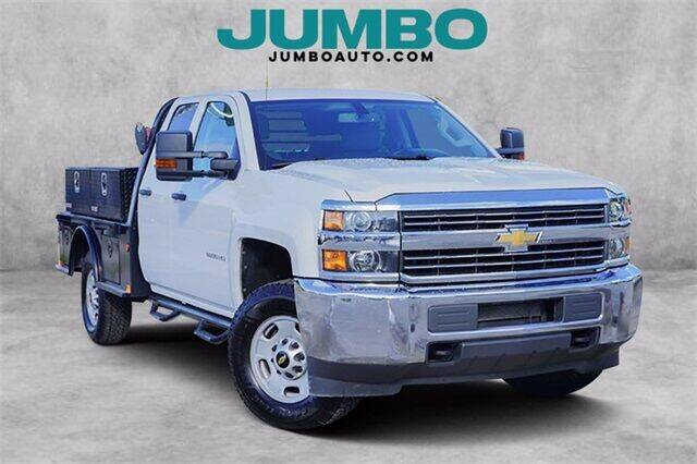 2018 Chevrolet Silverado 2500HD for sale at Jumbo Auto & Truck Plaza in Hollywood FL