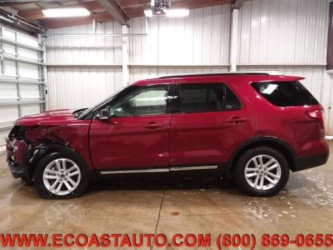 2017 Ford Explorer for sale at East Coast Auto Source Inc. in Bedford VA
