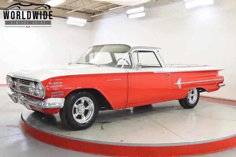 1960 Chevrolet El Camino for sale in Denver, CO