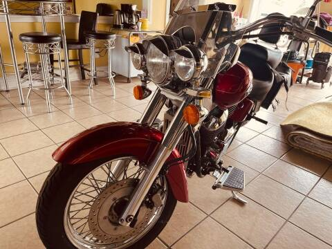 2003 Honda 750 for sale at Daniel Auto Sales inc in Clinton Township MI