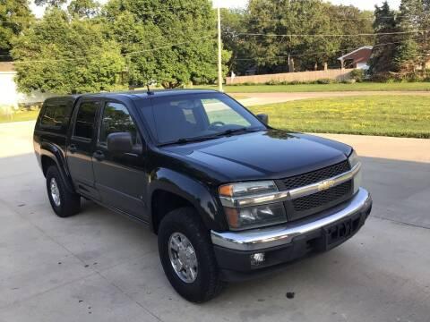 2008 Chevrolet Colorado for sale at Bam Motors in Dallas Center IA