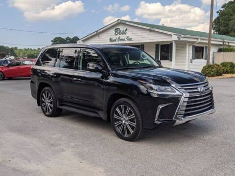2018 Lexus LX 570 for sale at Best Used Cars Inc in Mount Olive NC