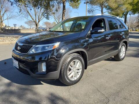 2015 Kia Sorento for sale at Matador Motors in Sacramento CA