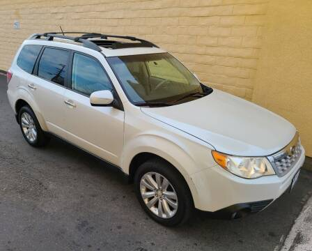 2011 Subaru Forester for sale at Cars To Go in Sacramento CA
