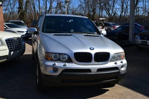 2006 BMW X5 for sale at RODRIGUEZ MOTORS LLC in Fredericksburg VA
