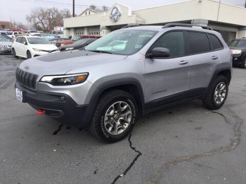 2020 Jeep Cherokee for sale at Beutler Auto Sales in Clearfield UT
