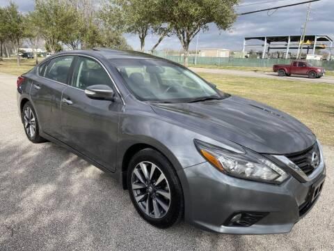 2016 Nissan Altima for sale at Prestige Motor Cars in Houston TX