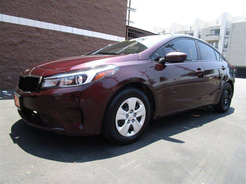 2017 Kia Forte for sale in Panorama City, CA