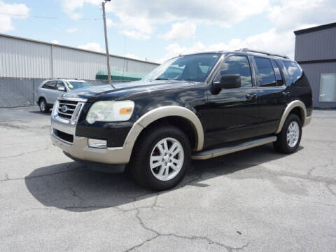2009 Ford Explorer for sale at CHAPARRAL USED CARS in Piney Flats TN