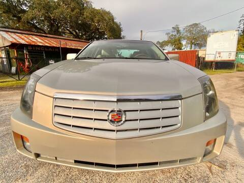 2007 Cadillac CTS for sale at OVE Car Trader Corp in Tampa FL