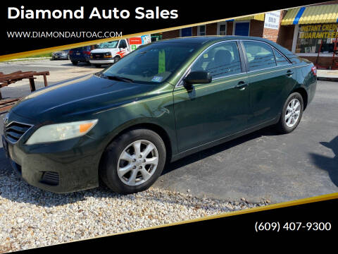 2010 Toyota Camry for sale at Diamond Auto Sales in Pleasantville NJ