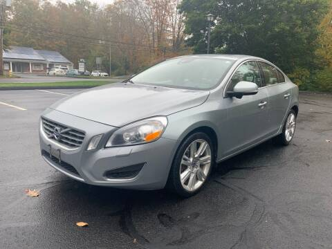 2012 Volvo S60 for sale at Volpe Preowned in North Branford CT