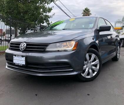 2017 Volkswagen Jetta for sale at LUGO AUTO GROUP in Sacramento CA