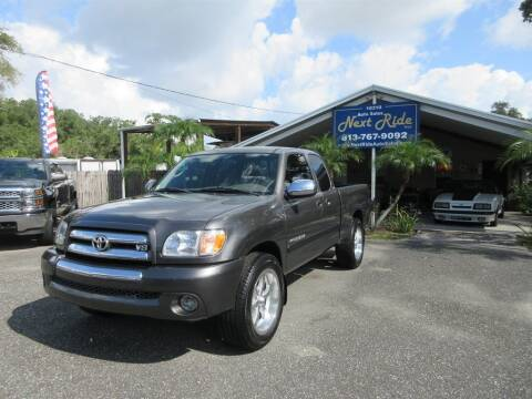 2003 Toyota Tundra for sale at NEXT RIDE AUTO SALES INC in Tampa FL