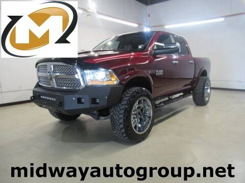 2017 RAM Ram Pickup 1500 for sale at Midway Auto Group in Addison TX
